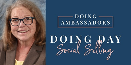 FREE 3rd Tuesday DOING DAYS........ Online  Session:  Social Selling Tickets