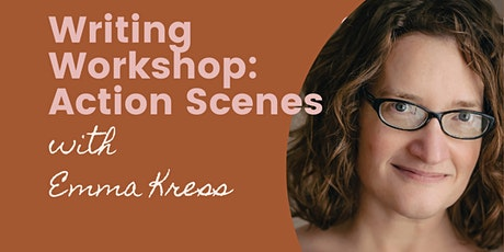 Writing Workshop: how to punch, pitch, and duel your way into action scenes tickets