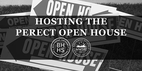 Hosting the Perfect Open House Workshop tickets