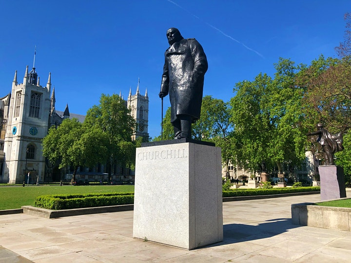By So Many To So Few - A Westminster in WW2 Walking Tour image
