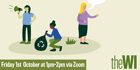 NFWI Public Affairs  Coffee Break- Lobbying skills with Hope for the Future tickets