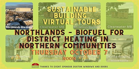 Northlands Tour – Biofuel for District Heating in Northern Communities tickets