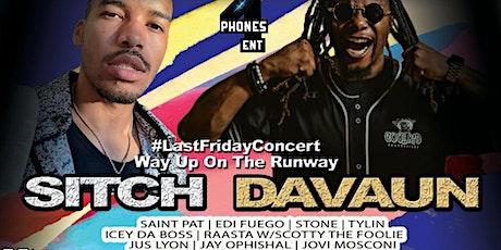 Last Friday Concert Ft. Sitch, Davaun, Imani Pressley, Moni Meechi, Hoco tickets