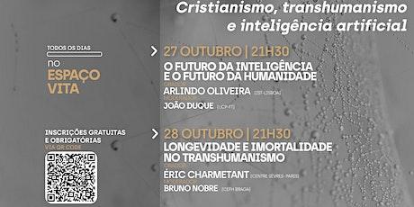 XXXII Jornadas Teológicas: Dia 28 [Éric Charmetant] bilhetes
