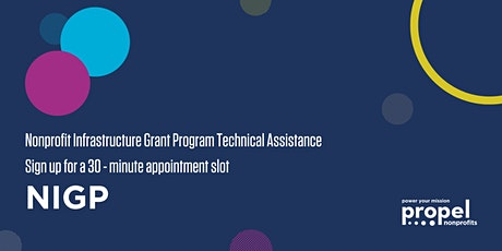 NIGP Application Technical Assistance (October 25th) tickets
