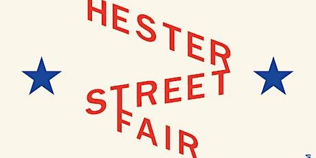 Hester Street Fair's Oktoberfest tickets
