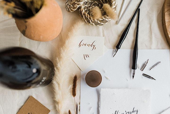 Modern Calligraphy Workshop image