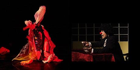 Clown+Butoh=Infinite possibility Workshop led by Fabio Motta &Yokko 10/2021 tickets
