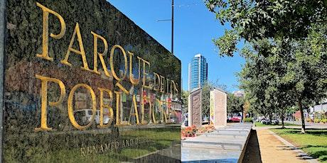 Community Cleanup at Parque de los Pobladores tickets