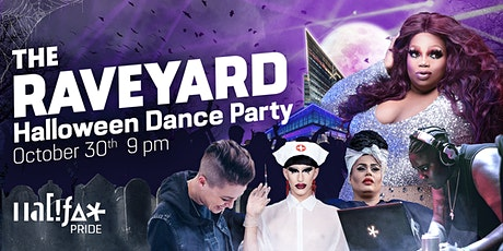 The Raveyard: Halloween Dance Party tickets