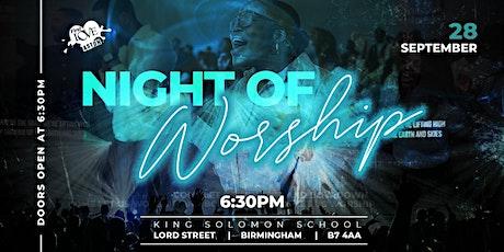 Night of Worship #4 tickets