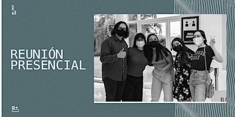 Reunión Presencial  - León boletos