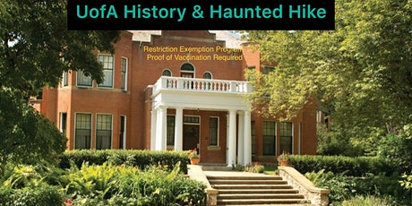 University of Alberta  History & Haunted Hike by the Edmonton Ghost Tours tickets