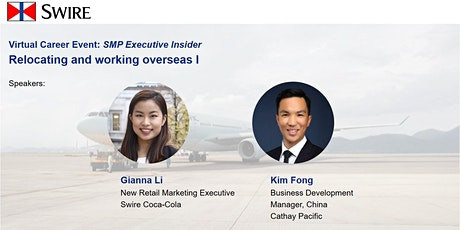 [SMP Executive Insider] Relocating and working overseas I tickets