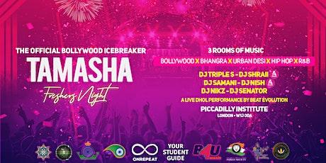 Tamasha Freshers Night 2021 - The Official Bollywood Icebreaker tickets