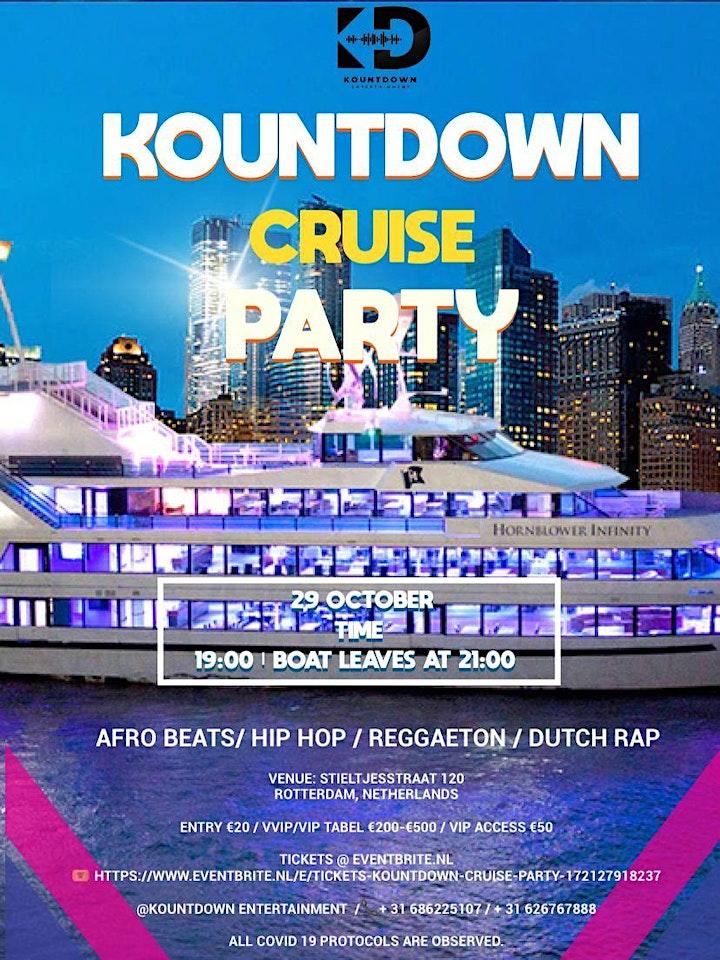 Afbeelding van Kountdown Cruise Party