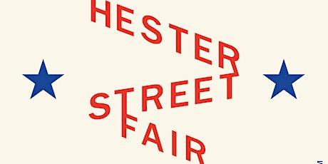 Hester Street Fair's Halloween Market tickets