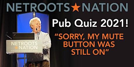 Chairman Emeritus' Pub Quiz -- NN21 tickets