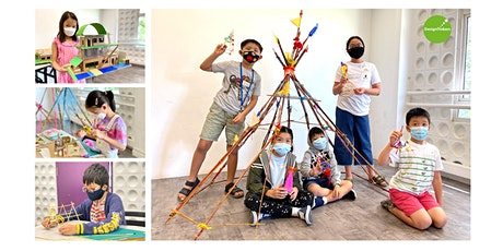 Design & Architecture 5 Day Holiday Camp - Dec 13-17 tickets