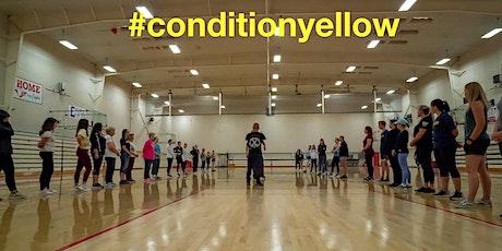 #ConditionYellow - Self Defense tickets