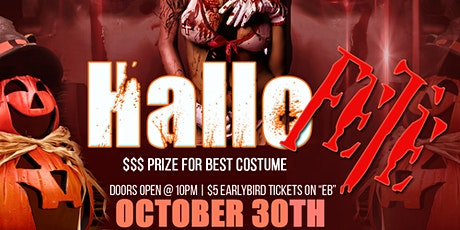 HalloFete 2021 (Yardword Entertainments Annual Halloween Party) tickets