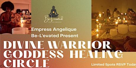 Divine Feminine Warrior Goddess Circle -Beach Edition tickets