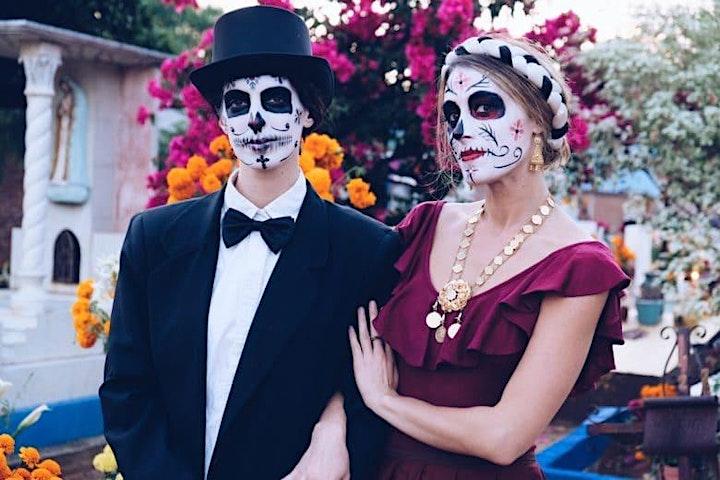 DAY OF THE DEAD HALLOWEEN BOAT PARTY CRUISE | Dia De Los Muertos image