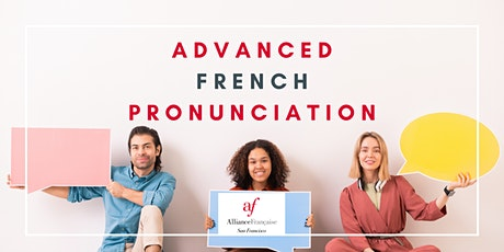 Trial Class - Advanced French Pronunciation tickets