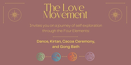 Dance, Cacao Ceremony, Kirtan and Gong Bath tickets