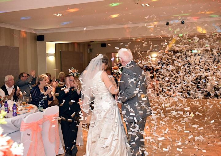 Open Wedding Showcase - Best Western Lothersdale Hotel image