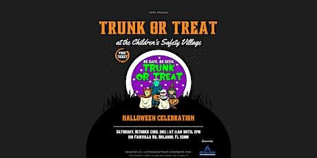 Children's Safety Village 10th Annual Trunk or Treat tickets
