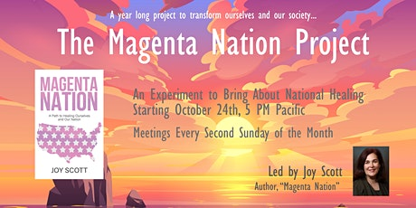 The Magenta Nation Project tickets