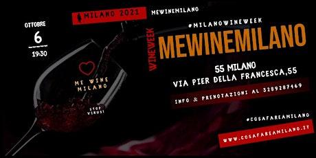 Milano Wine Week 2021 – Calici Urbani al 55 Milano biglietti