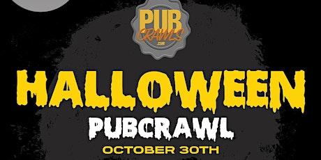 Fright Night Halloween Pub Crawl Albany tickets