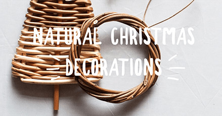 Natural Christmas Decorations Workshop tickets