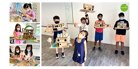Design & Architecture 3 Day Holiday Camp - Dec 15-17 tickets