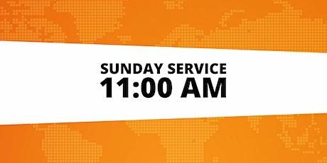11 AM MGA SUNDAY WORSHIP SERVICE tickets