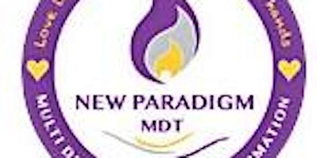 Energy Healer Master Practitioner Training (NPMDT) October 25/26 2021 tickets