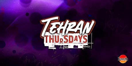 The  Laugh Factory presents: Tehran Thursday's tickets