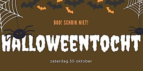 Halloweentocht tickets