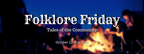 Folklore Friday: Tales From the Community tickets