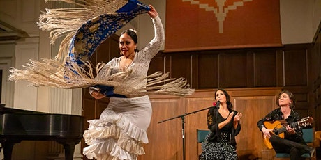 Global Moves: Learn the Flamenco of Spain w/ Xianix Barrera tickets