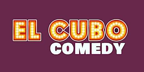 El Cubo Comedy Bar - Club de Comedia entradas