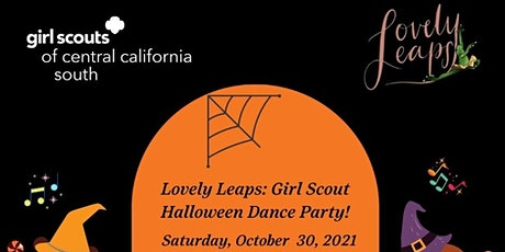 Lovely Leaps: Girl Scout Halloween Dance Party! tickets