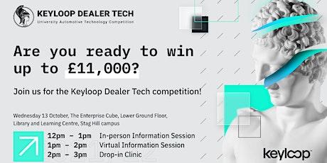 Keyloop Dealer Tech: Drop-in Clinic tickets