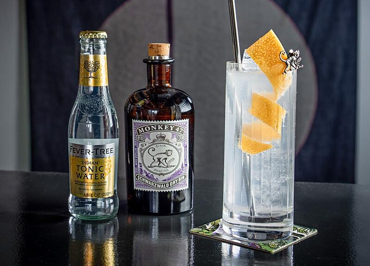 Monkey 47 Gin & Food Pairing Experience at Sea Containers Restaurant image
