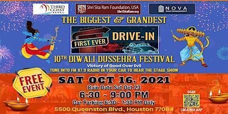 10th International Diwali Dussehra Festival tickets