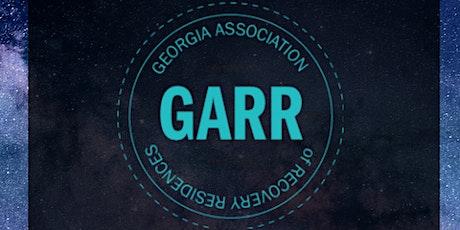 GARR Summit tickets