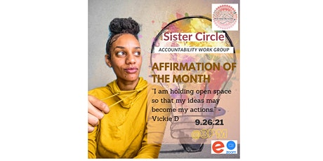 Sister Circle: Accountability Work Group tickets
