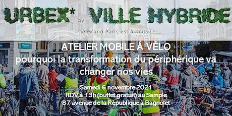 Itinéraire n°2 à vélo : la transformation du périph'  va changer nos vies billets
